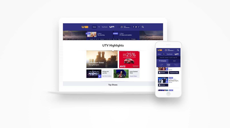 utv - header image