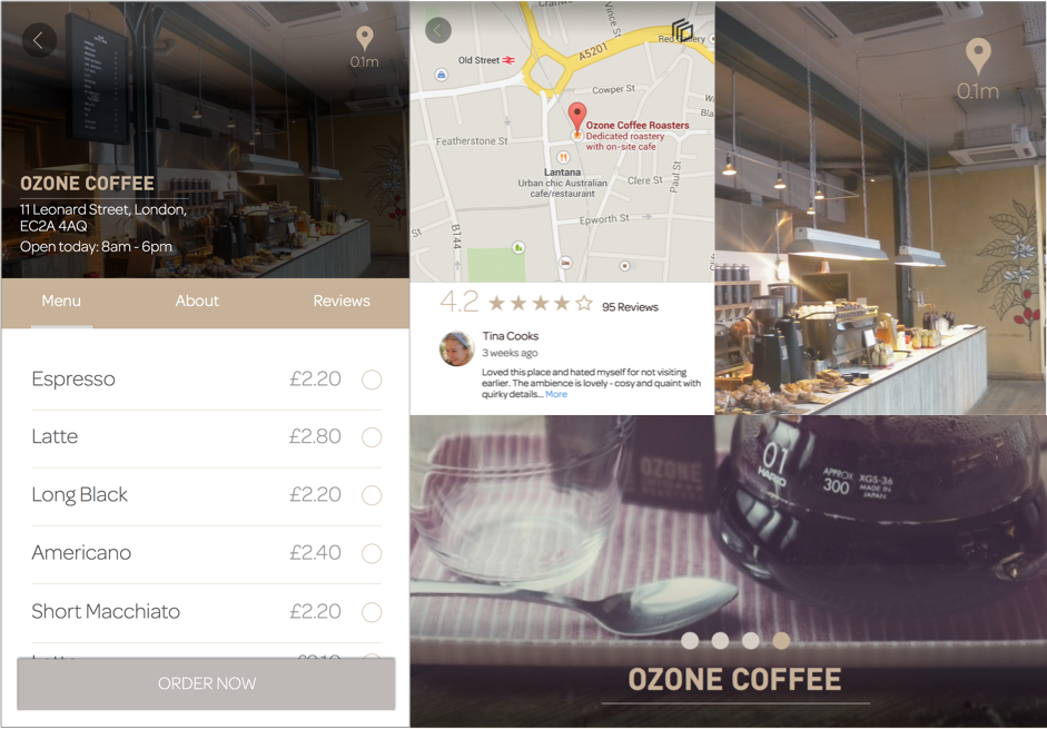 cc - Discover a coffee shop image board